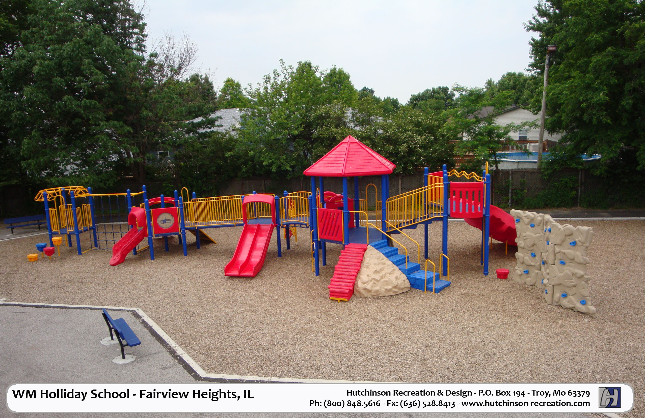 WM Holliday School - Fairview Heights-IL