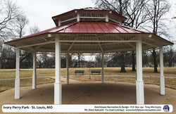 Ivory Perry Park - St Louis-MO (Shelter)