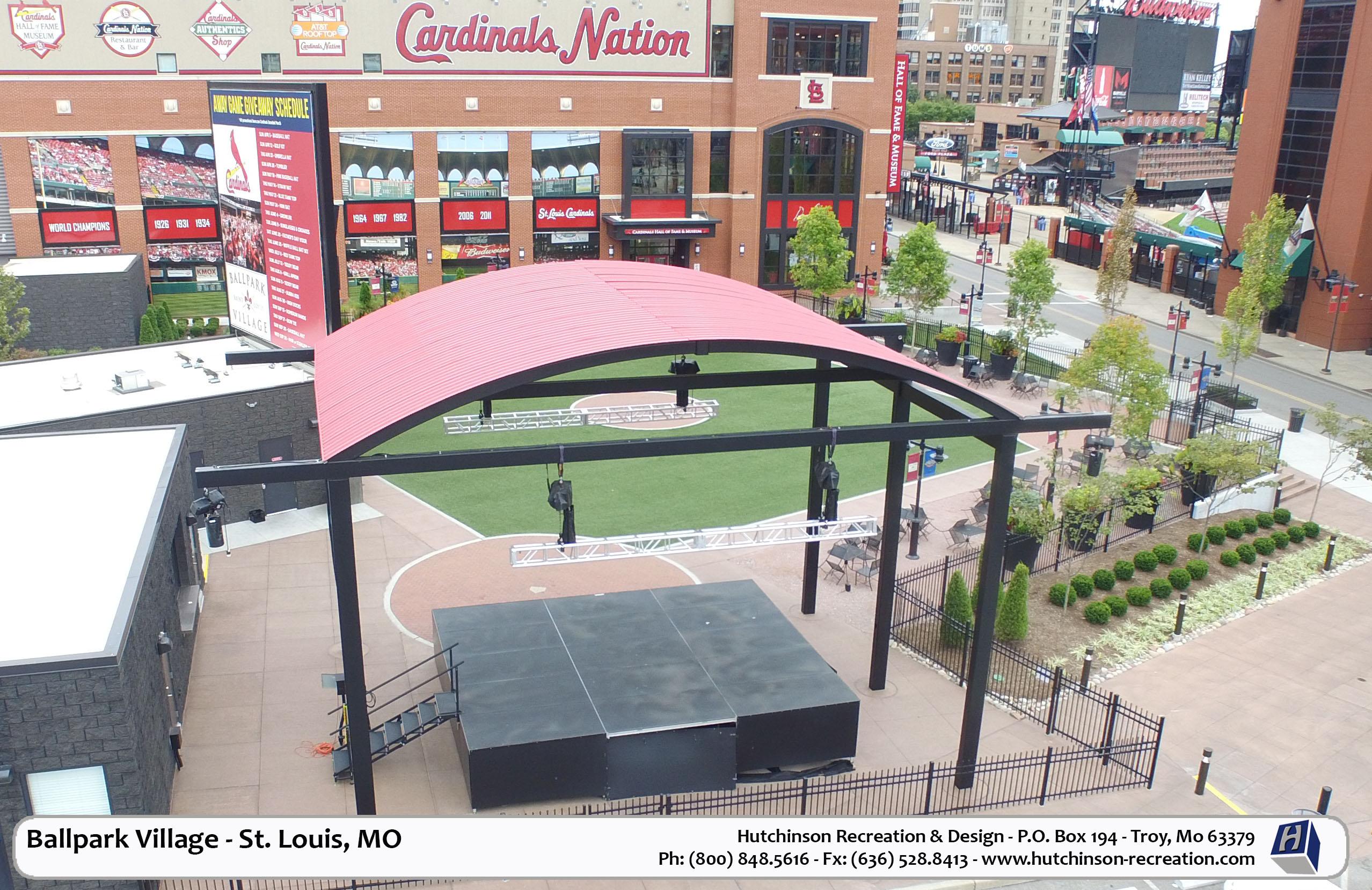 Ballpark Village - St Louis-MO (Shelter)