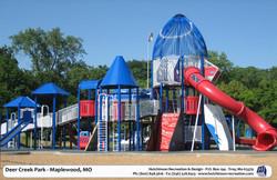 Deer Creek Park - Maplewood-MO