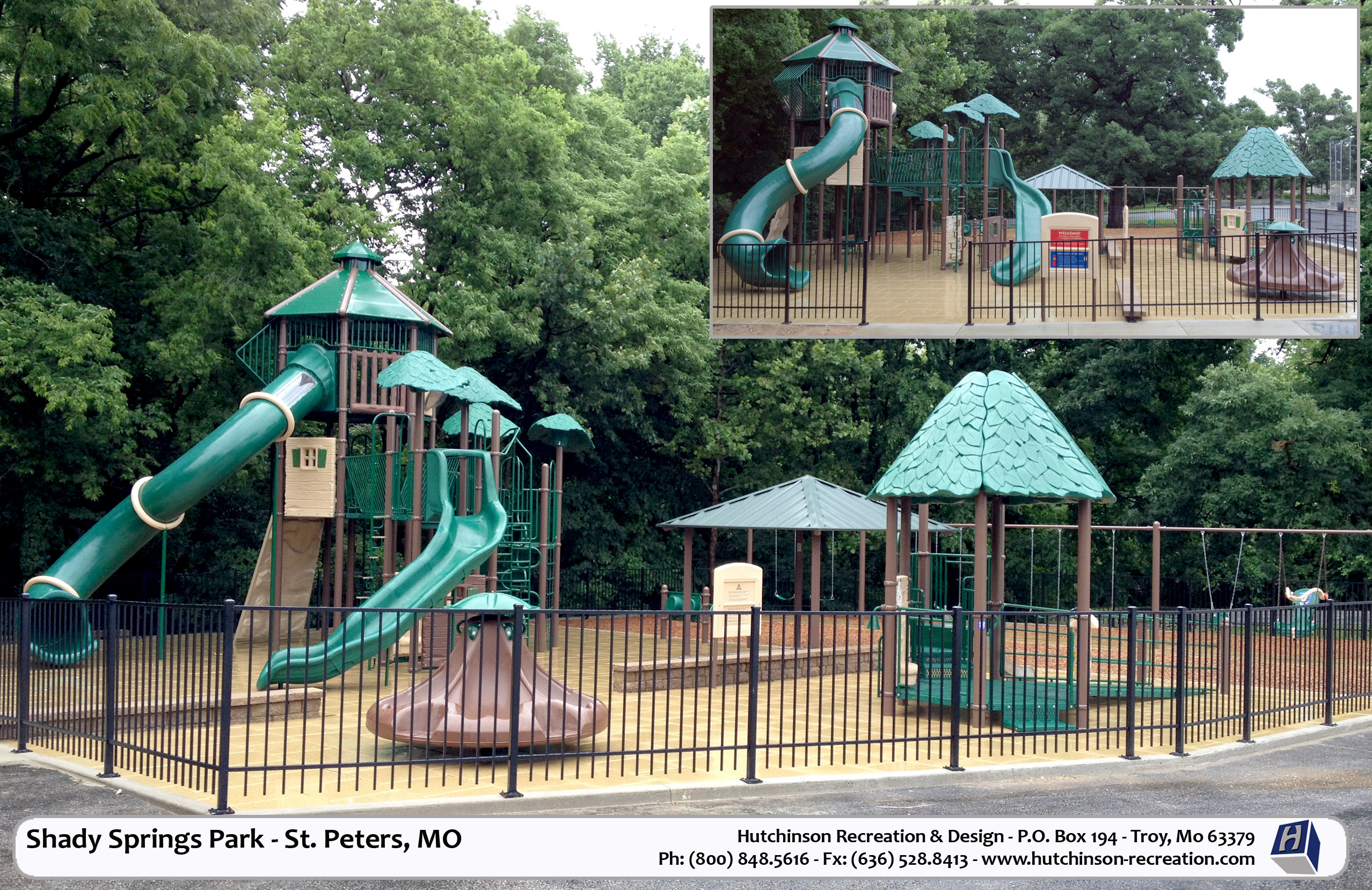 Shady Springs Park - St Peters-MO