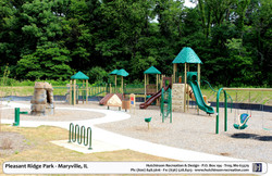 Pleasant Ridge Park - Maryville-IL
