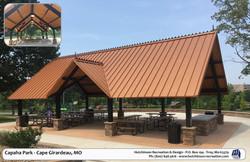 Capaha Park - Cape Girardeau-MO (Shelter)