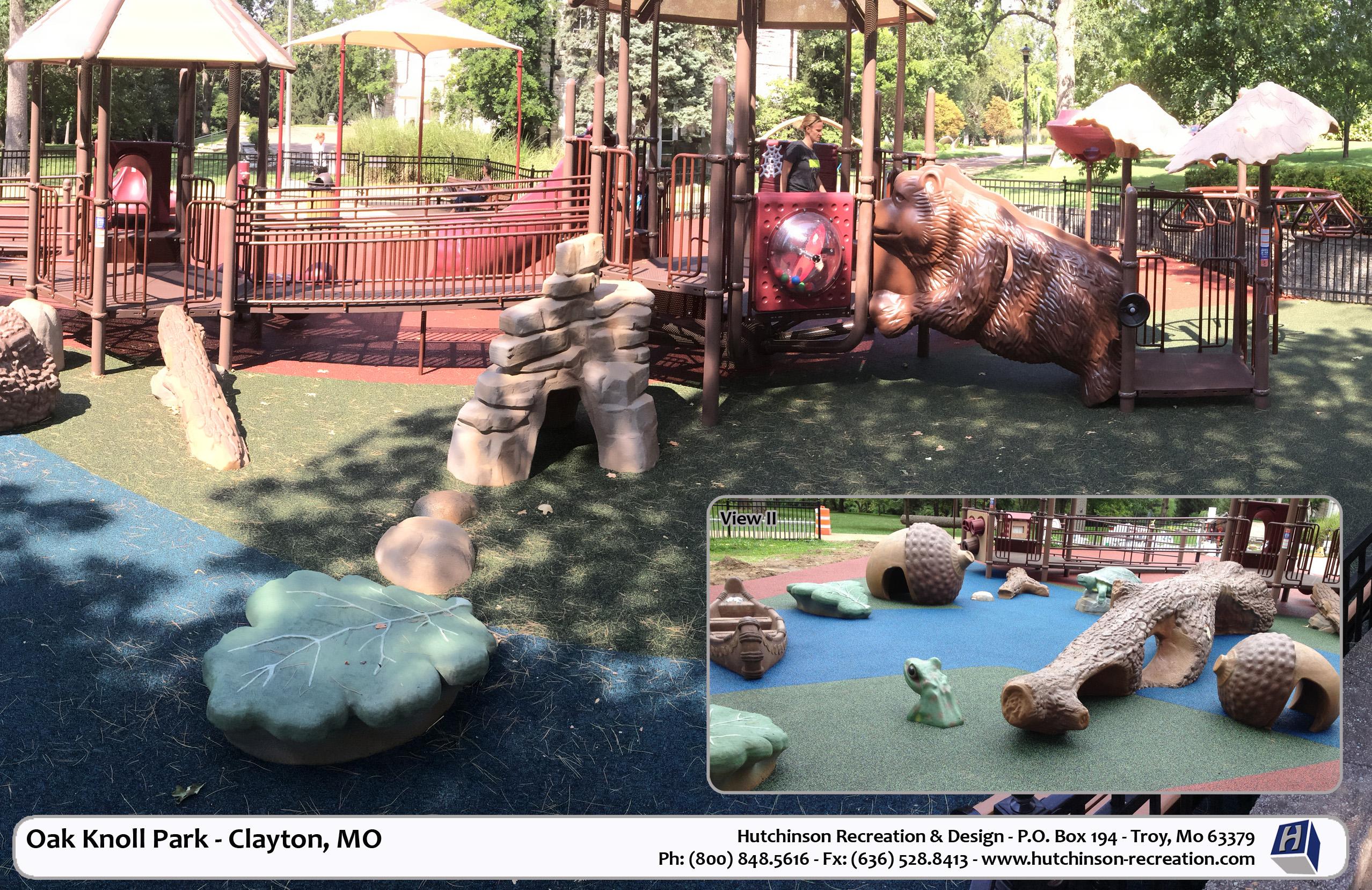 Oak Knoll Park - Clayton-MO