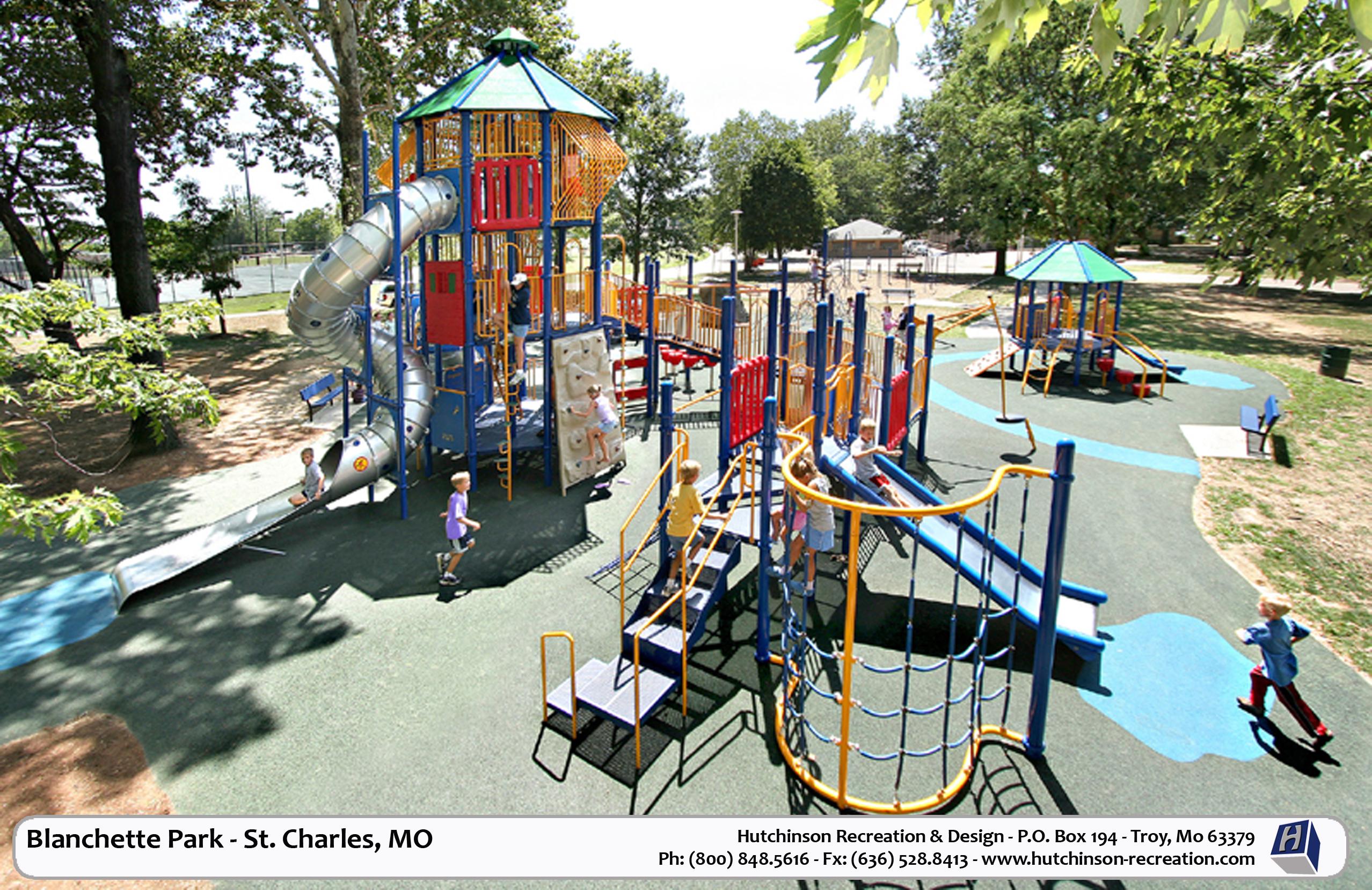 Blanchette Park - St Charles-MO