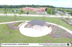 St. Louis County Library - Chesterfield-MO (Shelter)
