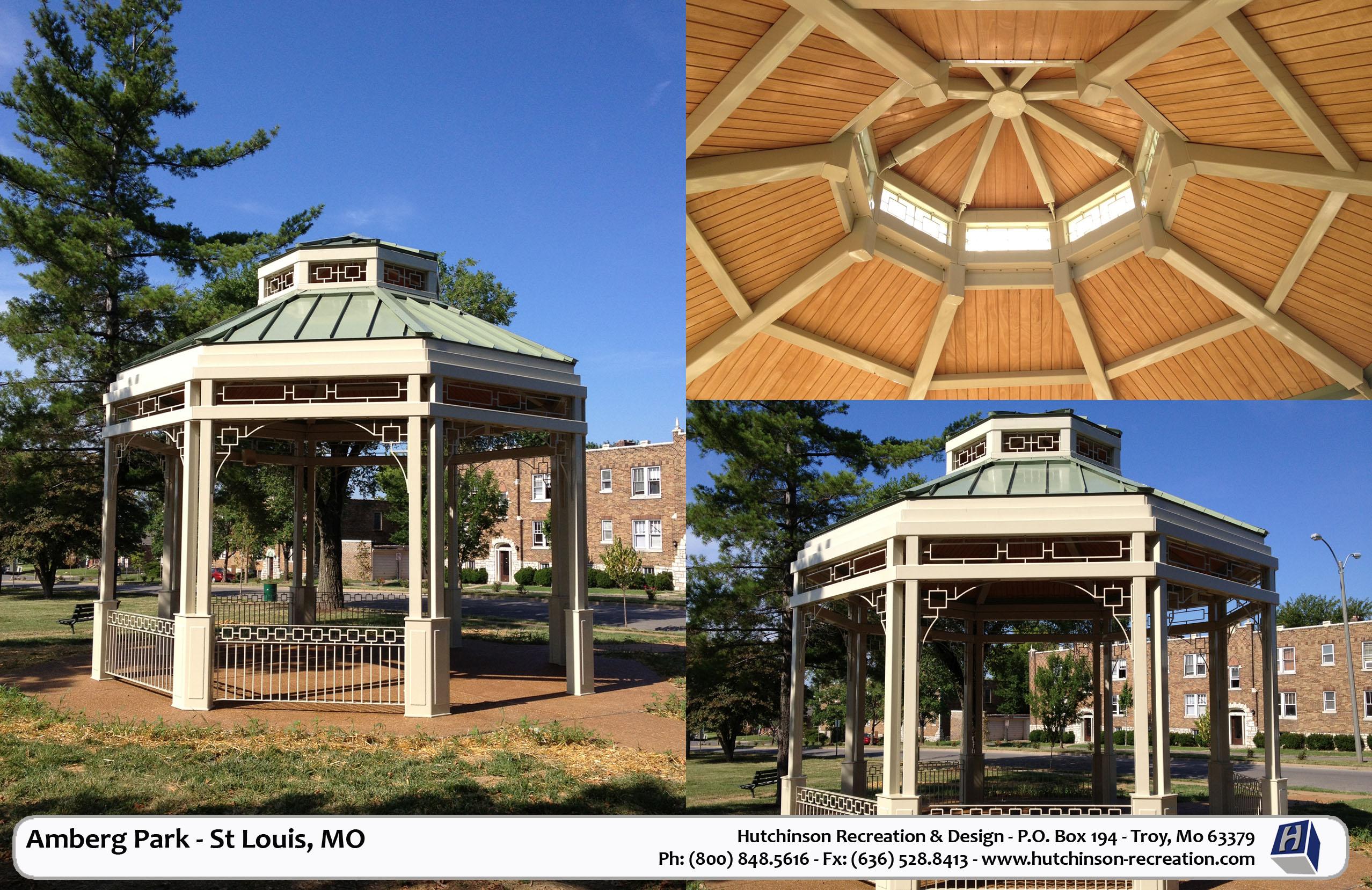 Amberg Park - St Louis-MO (Shelter)