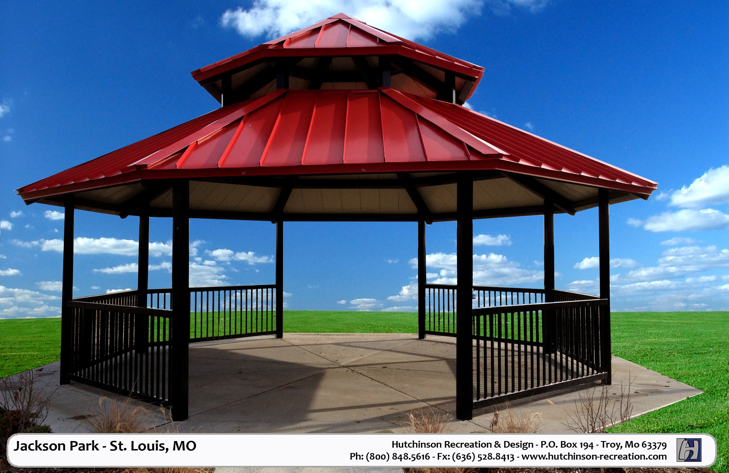 Jackson Park - St Louis-MO (Shelter)