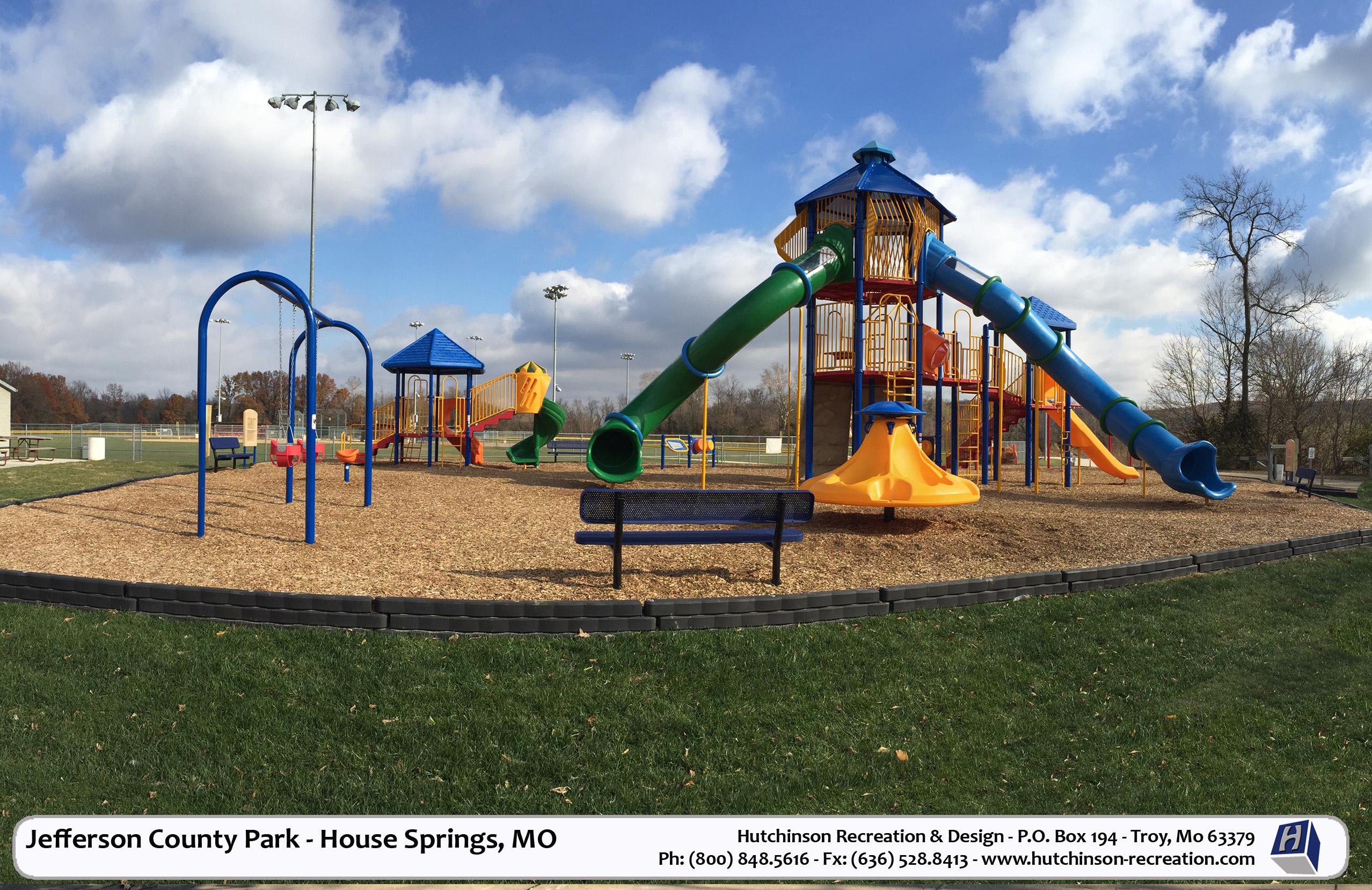 Jefferson County Park - House Spring-MO
