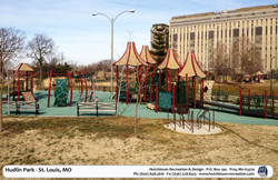 Hudlin Park - St Louis-MO