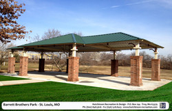 Barrett Brothers Park - St Louis-MO (Shelter)