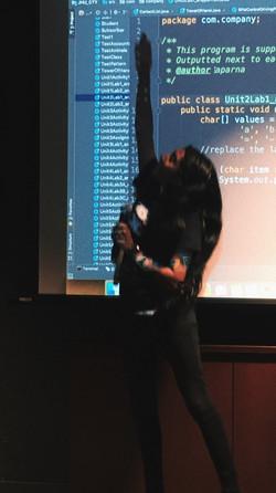 Programming Lessons!