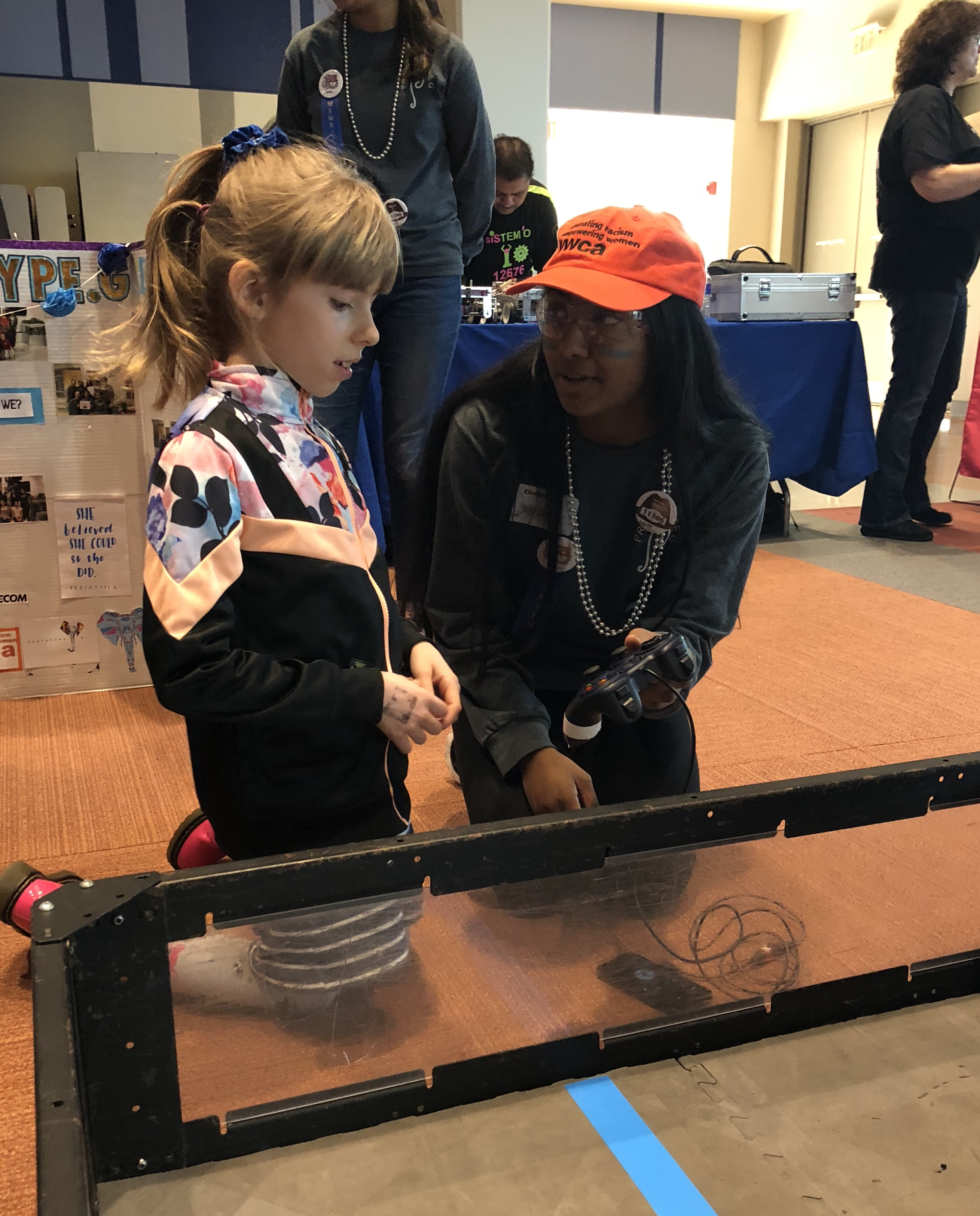 Liberty Science Center Women in STEM