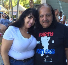 Traci Kanaan, The Dominatrix of Ditties with Ron Jeremy