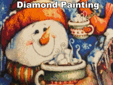 Lessons Learned from Diamond Painting