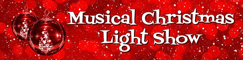 Musical Christmas Light Show rectangle l