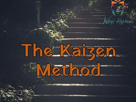 Self Improvement:  The Kaizen Method 101