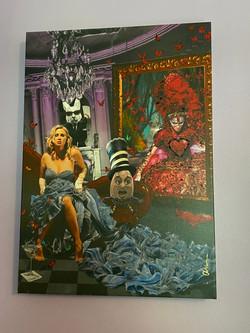 Alice in Wonderland - Adam Scott Rote