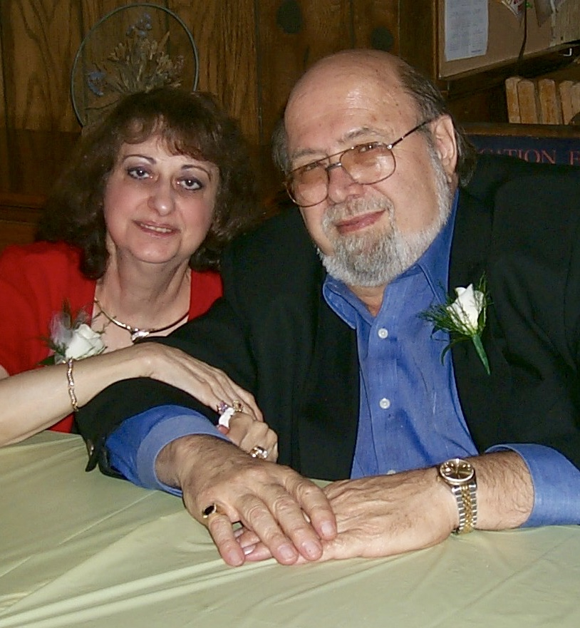 George and Carol Kanaan, my parents