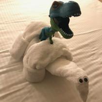 Where's Gerry A T-Rex?