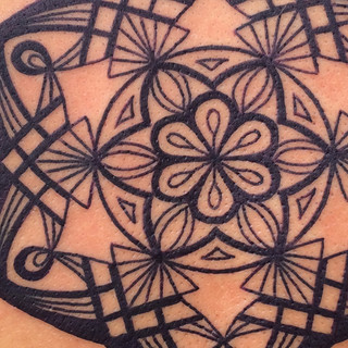 mandala tattooo