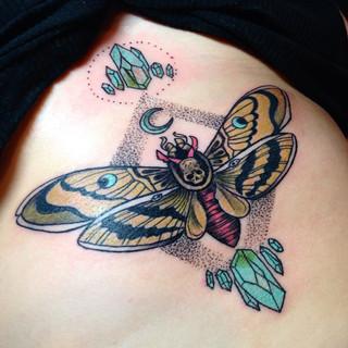 tattoo By Liz Reyes Kingdom Studio