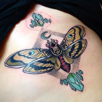 tattoo by Liz reyes