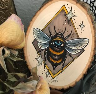 evil eye bee