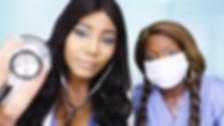 ASMR MEDICAL EXAM DOCTOR NADINE & NURSE