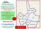 Local neighbourhood plan consultation deadline extended