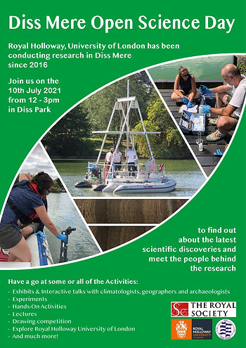 Diss Mere Open Science Day