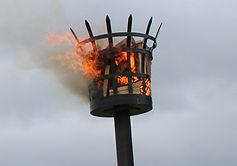 Diss Beacon Lighting Ceremony