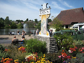 Diss Mere Sign