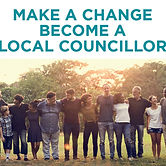 Could you be our lucky 14th Town Councillor?