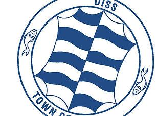 Diss Town Council Logo