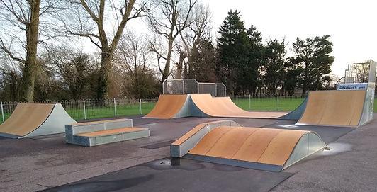 Skatepark Diss