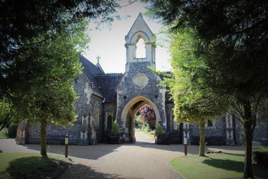 Diss Cemetery Chapel