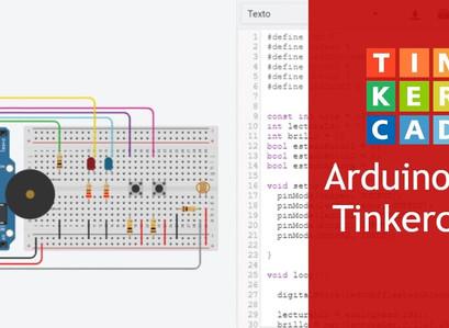 mBlock5 a Código Arduino [Módulo 4 Actividades] Alarma despertadora en Tinkercad