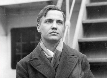 George Antheil — Tears in the Basic Fabric and Sound