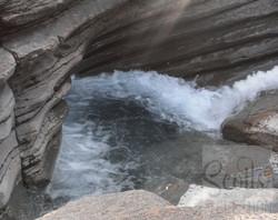 Toboggan Falls
