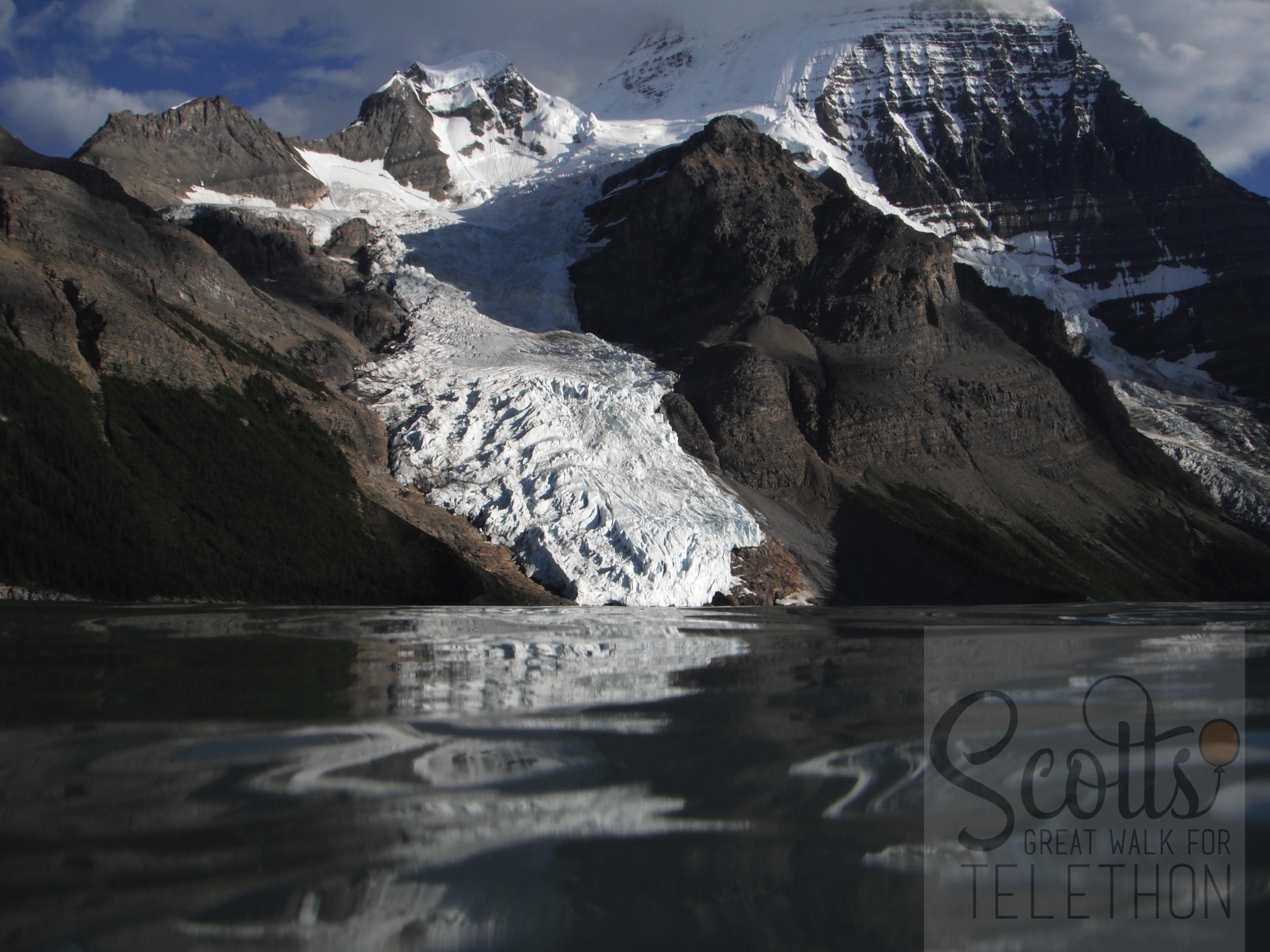 Berg Lake Glacier