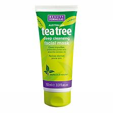 Beauty Formulas Tea Tree Clay Mask
