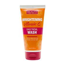 Beauty Formulas Vitamin C Daily Facial Wash