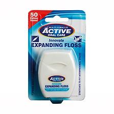 Beauty Formulas Active Expanding Dental Floss
