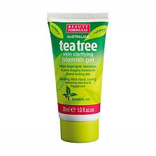 Beauty Formulas Tea Tree Blemish Gel