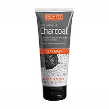 Beauty Formulas Charcoal Clay Mask