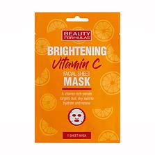 Beauty Formulas Vitamin C Sheet Mask