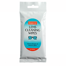 Beauty Formulas Lens Cleaning Wipes