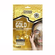 Beauty Formulas Gold Honeycomb Sheet Mask
