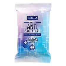 Beauty Formulas Anti-Bac Wipes